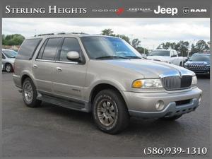 Lincoln Navigator Base For Sale In Sterling Heights  