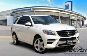 Mercedes-Benz ML MATIC For Sale In Grapevine |