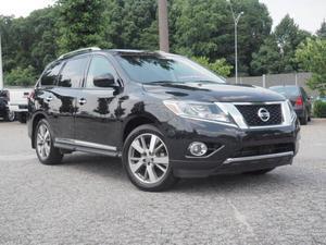 Nissan Pathfinder Platinum For Sale In Greensboro |
