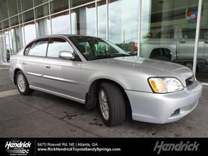 Subaru Legacy L 35th Ann. Edition For Sale In Sandy