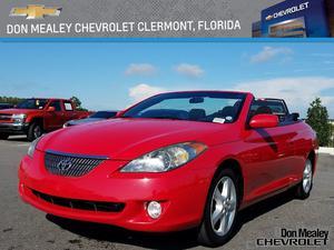 Toyota Camry Solara SE V6 in Clermont, FL