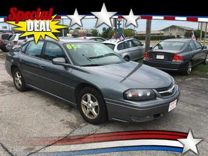 Chevrolet Impala LS For Sale In Davenport | Cars.com