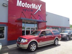 Ford Expedition EL Eddie Bauer For Sale In Grandville |