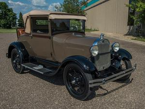 """Ford """"model A Sport Coupe"""""""