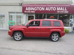 Jeep Patriot Limited For Sale In Abington | Cars.com
