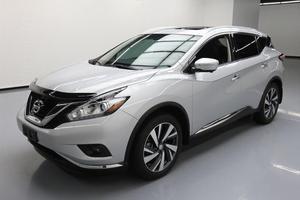 Nissan Murano Platinum For Sale In Denver | Cars.com