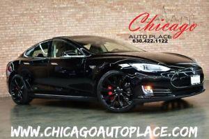 Tesla Model S.P85+ Performance MSRP: $ SUBZERO