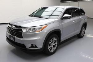 Toyota Highlander LE For Sale In Denver | Cars.com