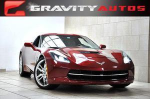 Chevrolet Corvette Stingray Z51 3LT For Sale In Sandy