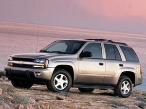 Chevrolet TrailBlazer LS For Sale In Fremont | Cars.com