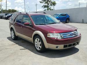 Ford Taurus X Eddie Bauer For Sale In Jackson |