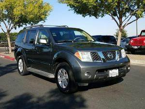 Nissan Pathfinder LE For Sale In Modesto | Cars.com