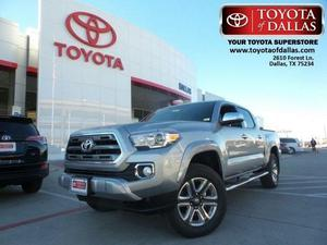 Toyota Tacoma Limited For Sale In Dallas | Cars.com