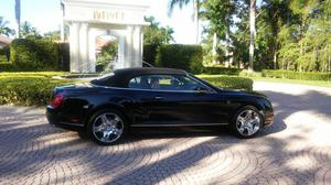 Bentley Continental GTC For Sale In Naples | Cars.com