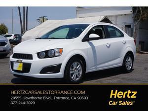 Chevrolet Sonic LT For Sale In Torrance | Cars.com