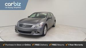 INFINITI G37 x For Sale In Baltimore | Cars.com