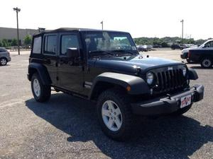 Jeep Wrangler Unlimited Sport For Sale In Glen Burnie |