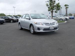 Toyota Corolla LE For Sale In Escondido | Cars.com