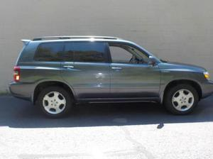 Toyota Highlander Limited For Sale In Abington |