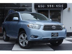Toyota Highlander Sport For Sale In Daly City |