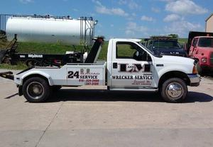 Ford F450 TOW Truck