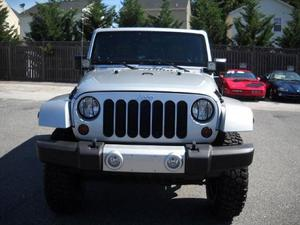 Jeep Wrangler Unlimited Sahara For Sale In Glen Burnie