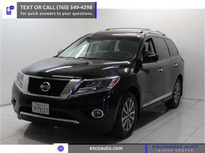 Nissan Pathfinder SL For Sale In Escondido | Cars.com