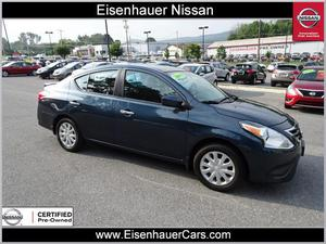 Nissan Versa 1.6 SV For Sale In Wernersville | Cars.com