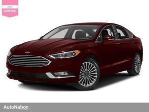 Ford Fusion SE For Sale In Jacksonville | Cars.com