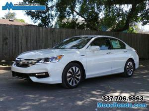 Honda Accord Hybrid Base For Sale In Lafayette |