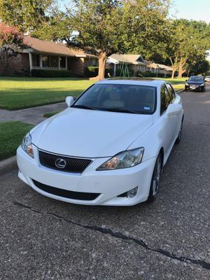 Lexus IS 250 For Sale In Dallas | Cars.com