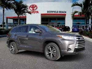 Toyota Highlander LE For Sale In Deerfield Beach |