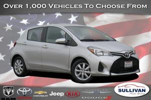 Toyota Yaris 5d Hatchback For Sale In Livermore |