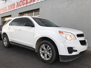 Chevrolet Equinox LS For Sale In Knoxville | Cars.com