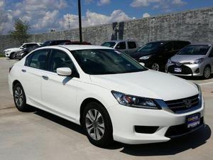 Honda Accord LX For Sale In Fort Worth | Cars.com