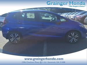 Honda Fit 5DR HB CVT EX-L in Savannah, GA