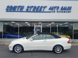 Mercedes-Benz CLK350 For Sale In Frederick | Cars.com