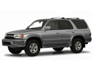Toyota 4Runner SR5 For Sale In Naperville | Cars.com