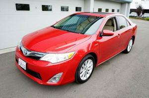 Toyota Camry Hybrid XLE For Sale In Hayward | Cars.com