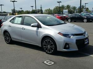 Toyota Corolla S Plus For Sale In Escondido | Cars.com