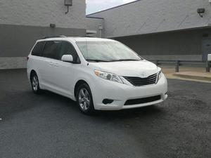 Toyota Sienna LE For Sale In Jackson | Cars.com