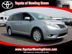Toyota Sienna XLE AWD 7-PASSENGER in Bowling Green, KY