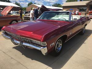 Chevrolet Impala SS 396 Convertible