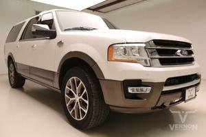 Ford Expedition EL King Ranch For Sale In Vernon |