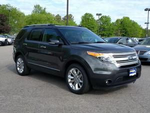 Ford Explorer XLT For Sale In Greensboro | Cars.com