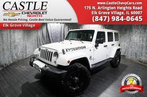 Jeep Wrangler Unlimited Sahara For Sale In Elk Grove