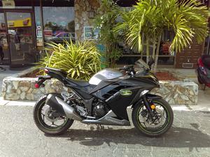 Kawasaki EX300aff Ninja 300 in Largo, FL