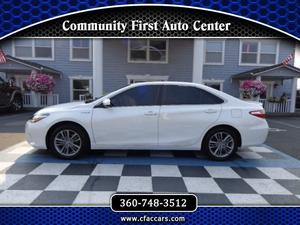 Toyota Camry Hybrid XLE For Sale In Chehalis | Cars.com