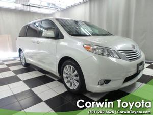 Toyota Sienna Limited For Sale In Fargo | Cars.com