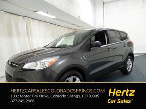Ford Escape SE For Sale In Colorado Springs | Cars.com